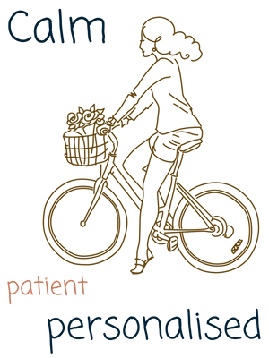 calm patient personalised
