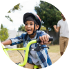 children's cycling tuition stirchley
