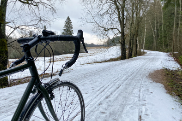 Winter cycling – top tips